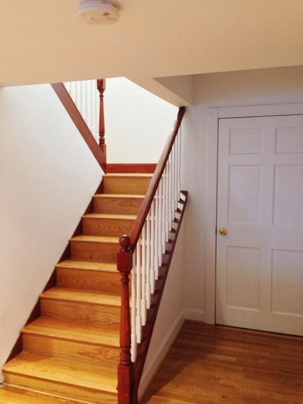 Large Closet and Storage under Stairs