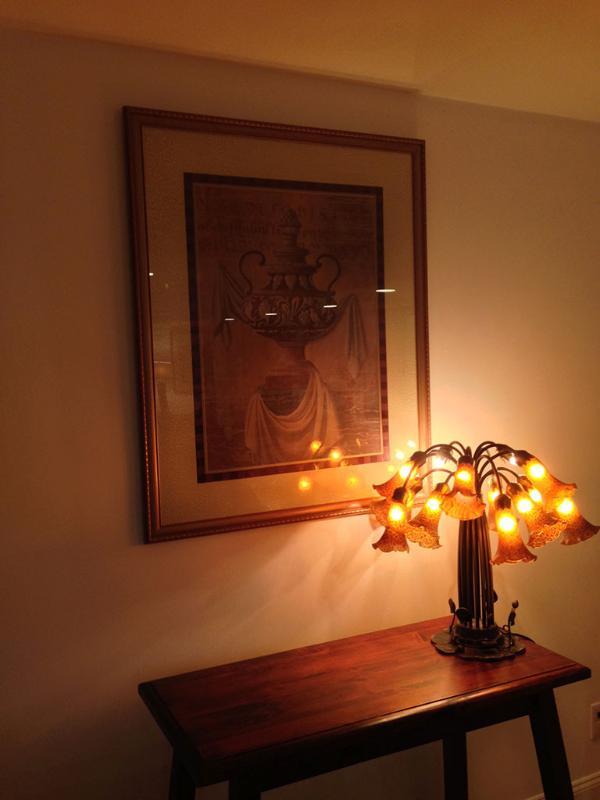 Artwork Dining Room