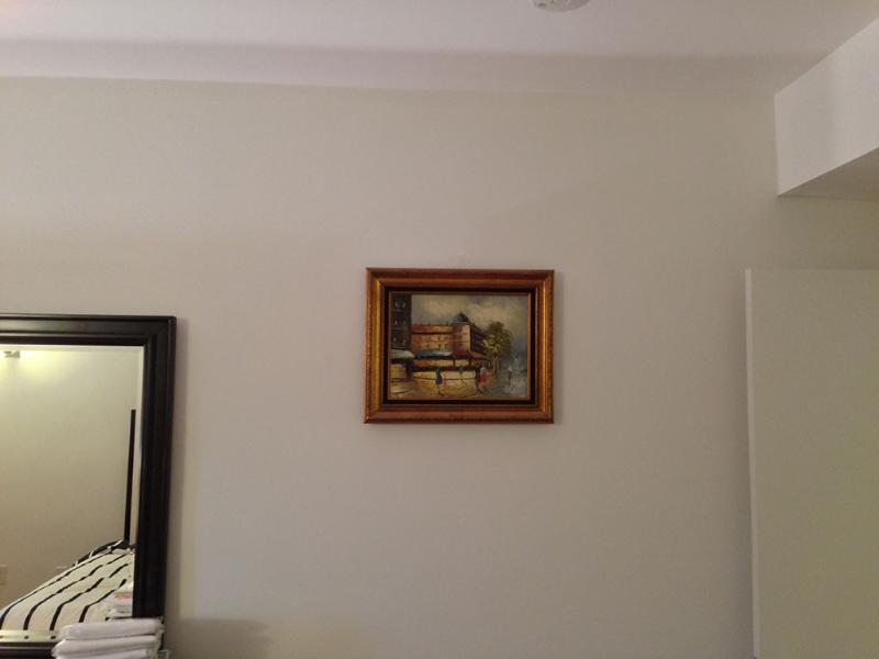 artwork Master Bedroom