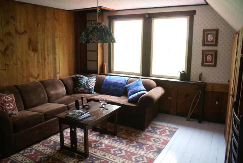 Salón arriba - con sofa-cama doble