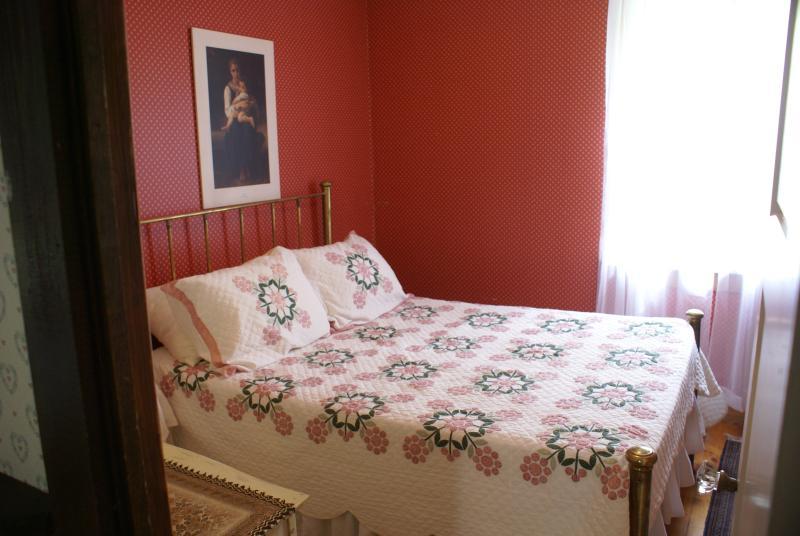 Dormitorio - cama Queen size