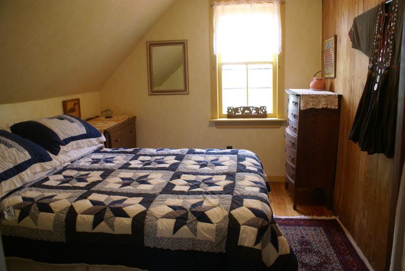 Dormitorio - cama doble