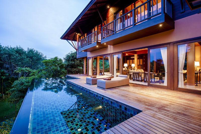 Villa Lydia Luxury Private Pool Villa, Koh Yao Noi, Thailand, aluguéis de temporada em Província de Phang Nga