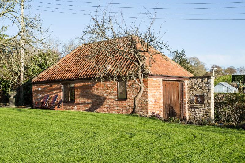 The Old Stables, Ferienwohnung in Butleigh