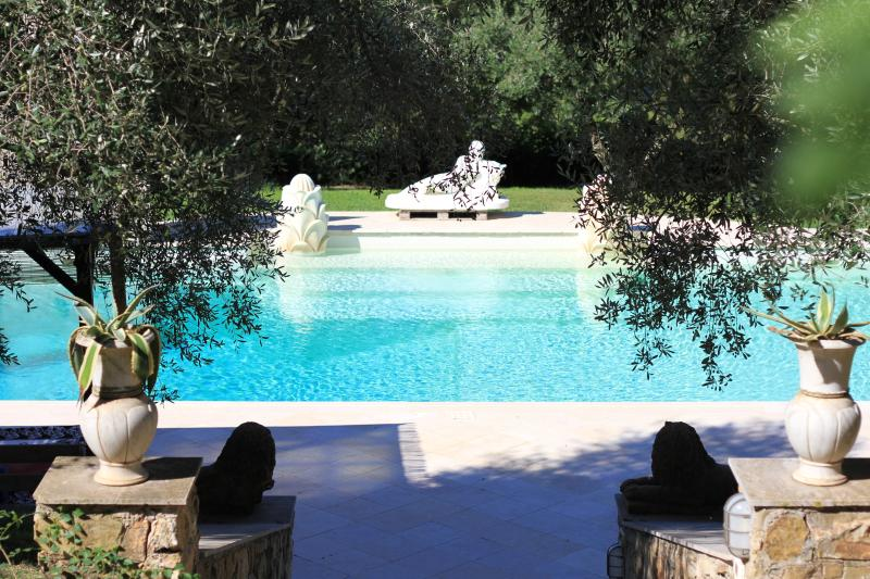 `I Ruderi` estate, charming villas: Villa Etrusca, holiday rental in Capalbio