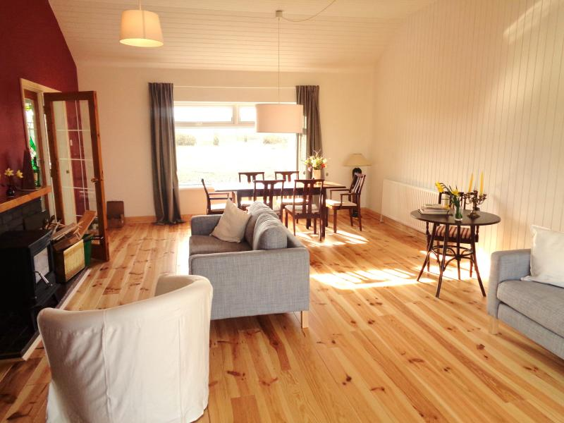 Atlantic Beach Streedagh, Grange, Co.Sligo, holiday rental in Rosses Point