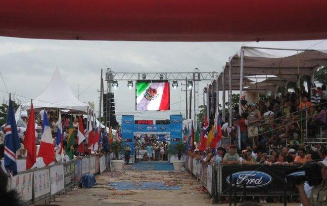 Casa Martillo is a great place to stay for the Cozumel Ironman events