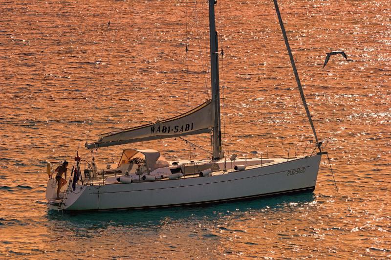 WABI SABI sailing, holiday rental in Latina Lido