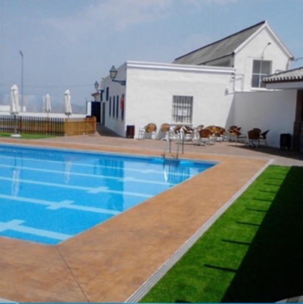 Village pool and bar (10 mins walk)