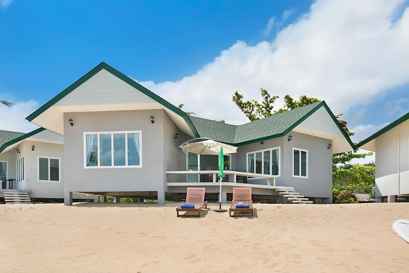The Moonrakers Beachfront House Koh Samui Thailand, alquiler de vacaciones en Koh Samui