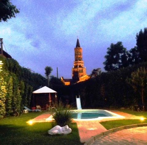 Appartamento vista Abbazia, location de vacances à Lodi