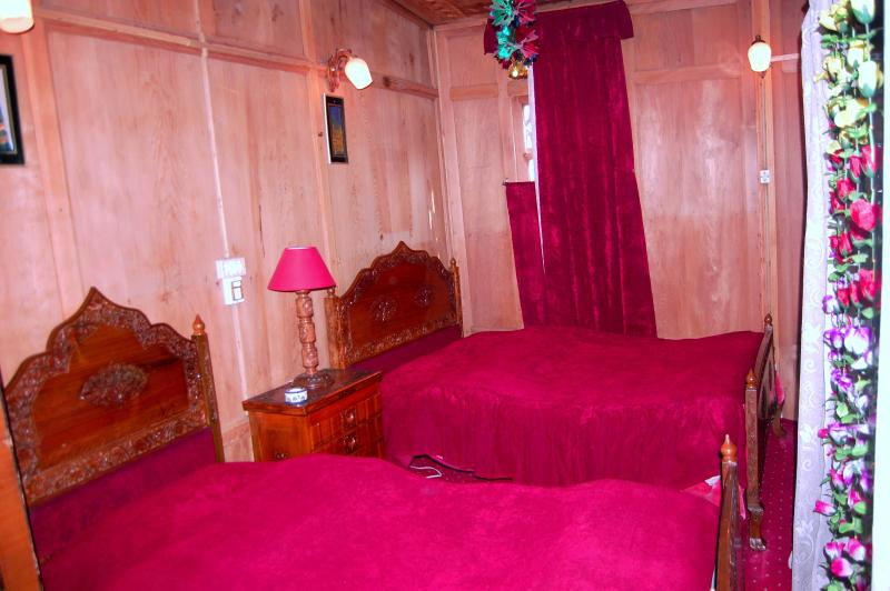 Houseboat Green view, holiday rental in Kashmir