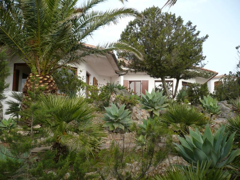 Alloggio in villa bifamiliare immerso nel verde, vacation rental in La Maddalena