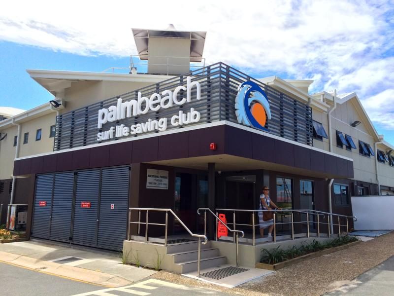 With complimentary WIFI, the newly renovated Palm Beach SLSC is located right next door.