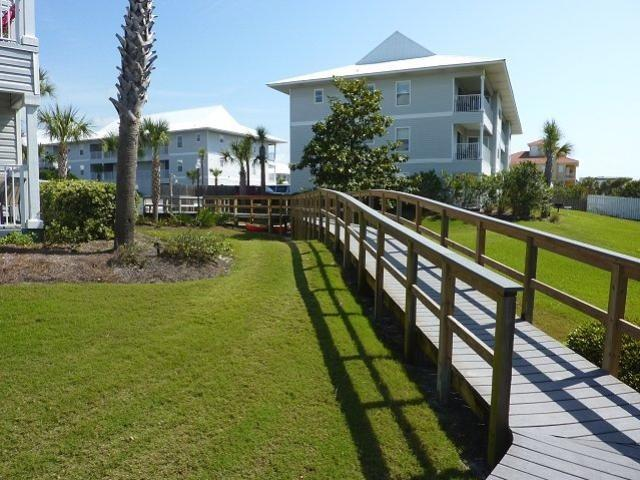 Beautiful Walkways to Your Home Away from Home!