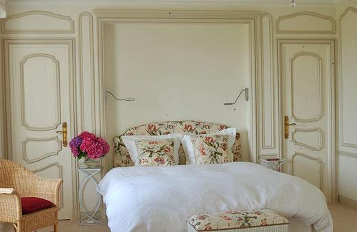 La casa solariega - dormitorio - con vestidor