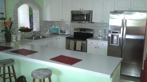Open Kitchen surroundings