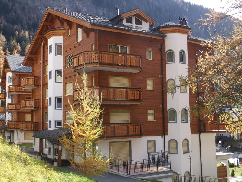 5* luxury apartment, sleeps up to 4, Swiss Alps, vacation rental in Susten