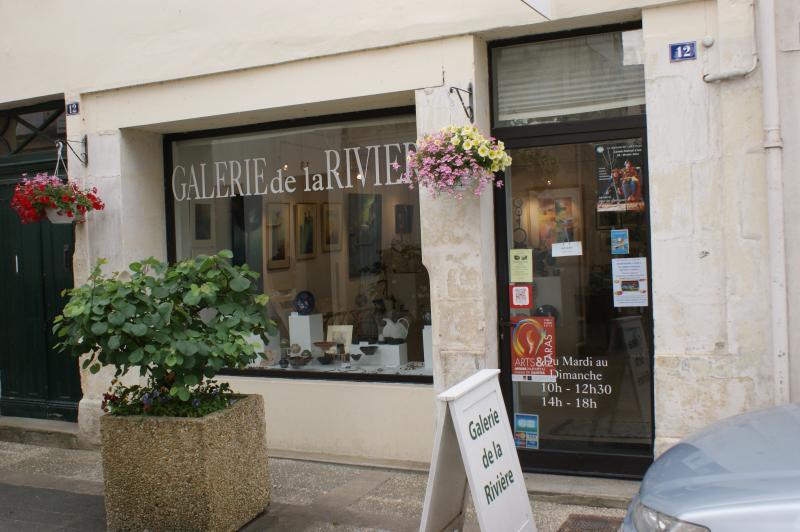 Gallery in Saint Savinien
