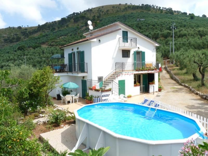 Tre Cancelle granja apartamentos con piscina - Ideal para familias