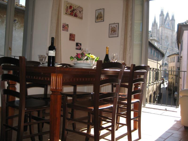 Il Terrazzino sul Duomo, location de vacances à Orvieto