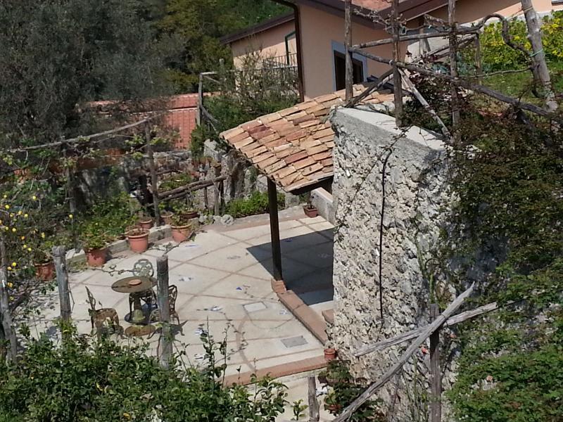 panorama della proprietà