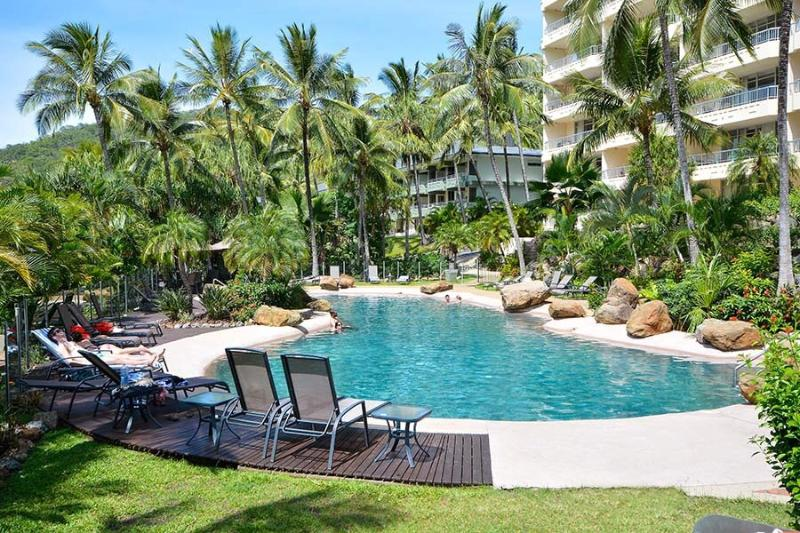 Whitsunday Apartment Pool