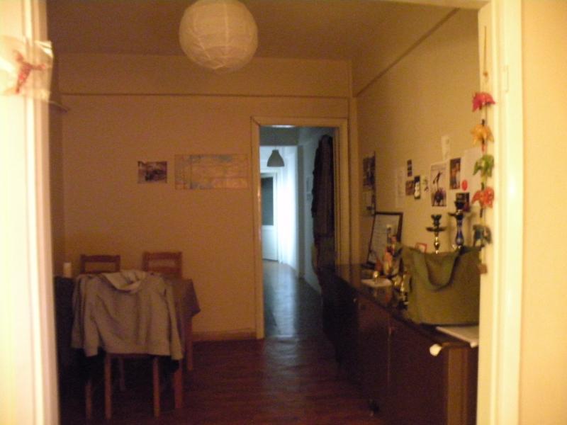 Entrada/sala de jantar