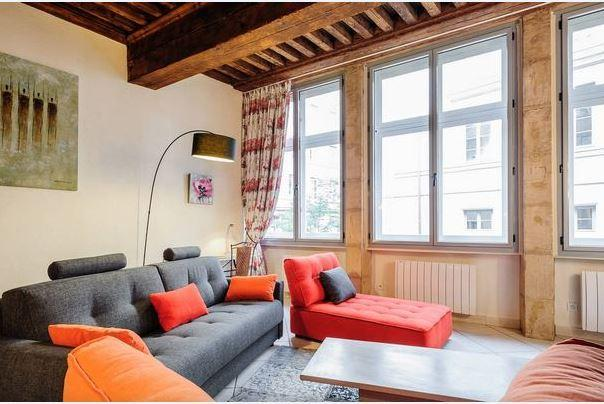 COTE PALAIS 1 (AU COEUR DU VIEUX LYON), holiday rental in Lyon