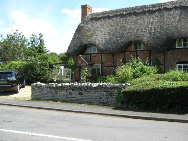 Beautiful thatched cottage