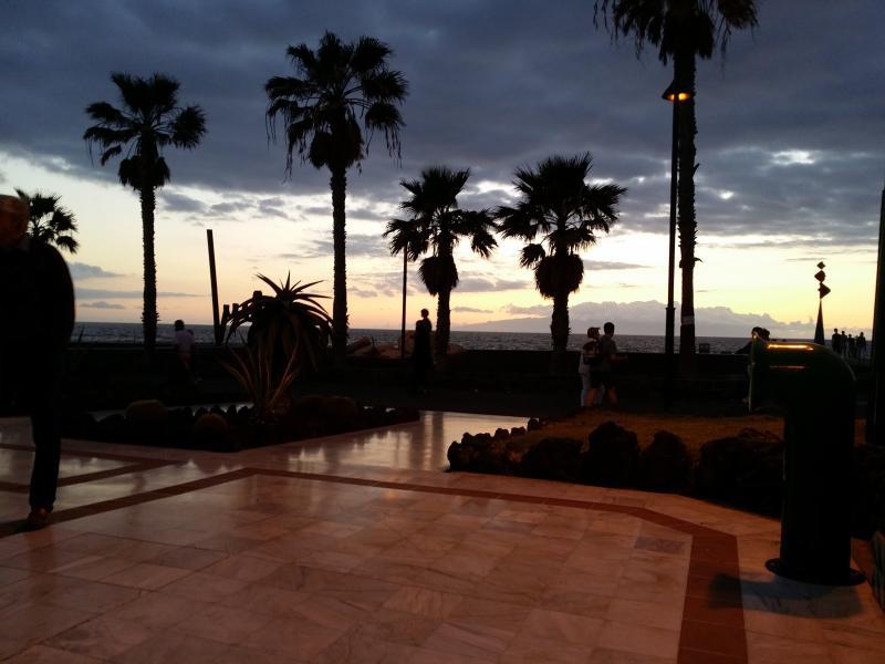 Enjoy wonderful sunsets!