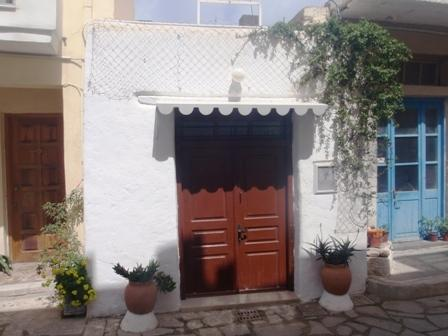 your house in Crete