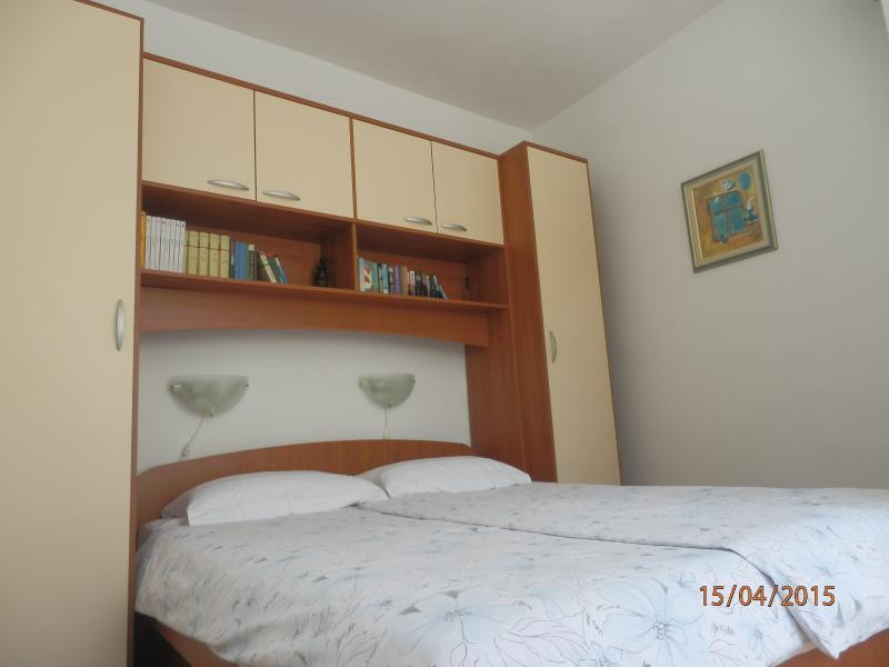 Bedroom-double bed