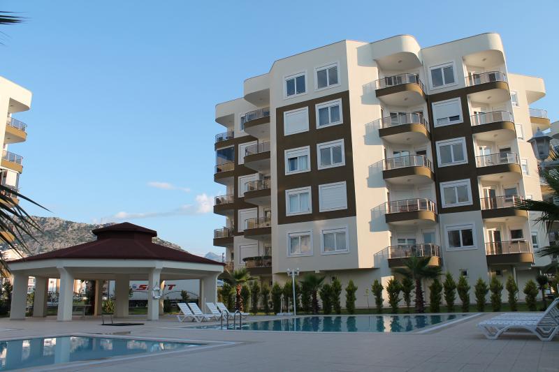 Ferienwohnung in Antalya für 6 oder 12 Monate, holiday rental in Antalya