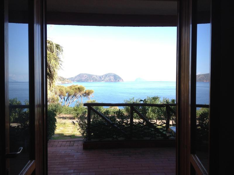Terrace n. 7 on Eolian Islands – semesterbostad i Vulcanello