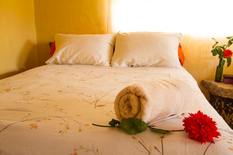 Doble Twin bedroom, paz y silencio