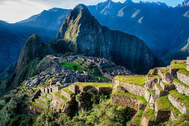 Increíble Machu Picchu