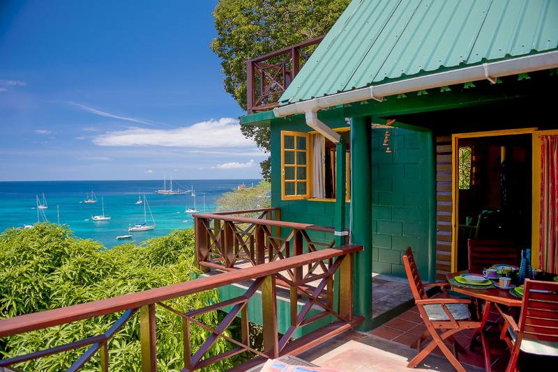 Bequia Villas - Turtle Point Villa, location de vacances à Mount Pleasant