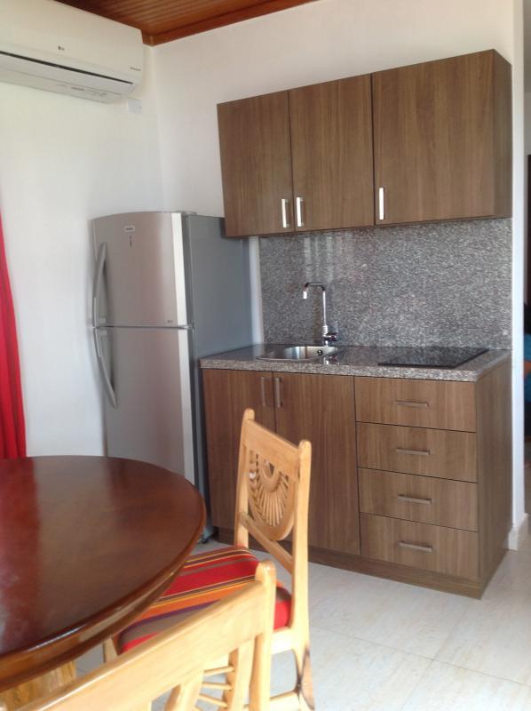 Boat House kitchen,