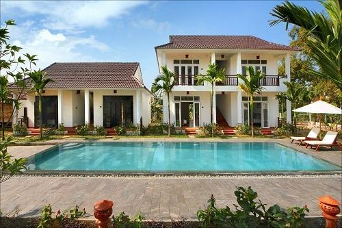 Green Areca Villa, alquiler vacacional en Hoi An