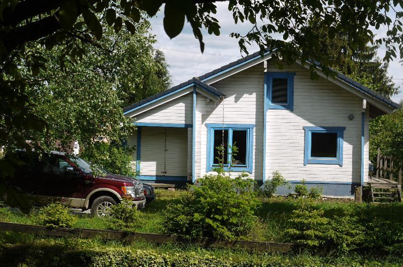 Blockhaus im südl. Odenwald, Ferienwohnung in Eberbach