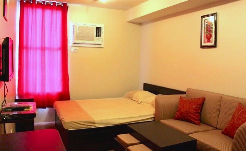 Fully furnished studio condominium