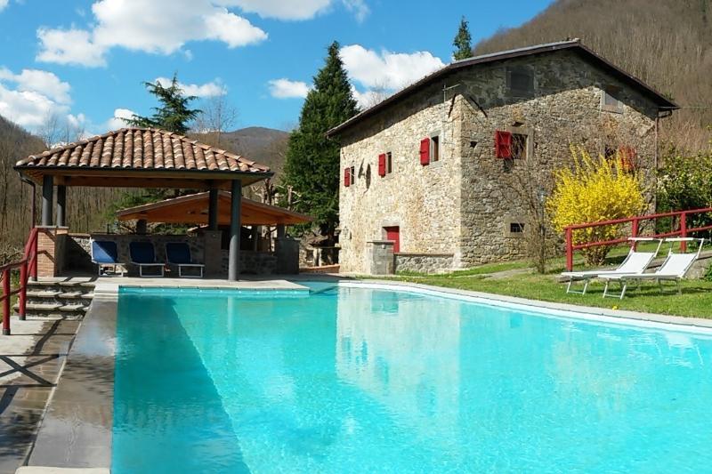 Il Mulino et piscine