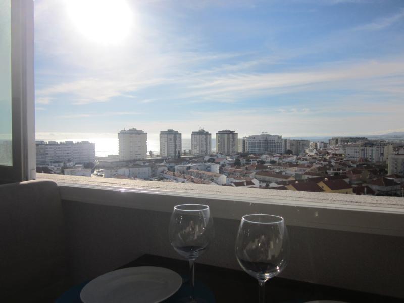 Caparica Panoramic Sea View, holiday rental in Setubal District