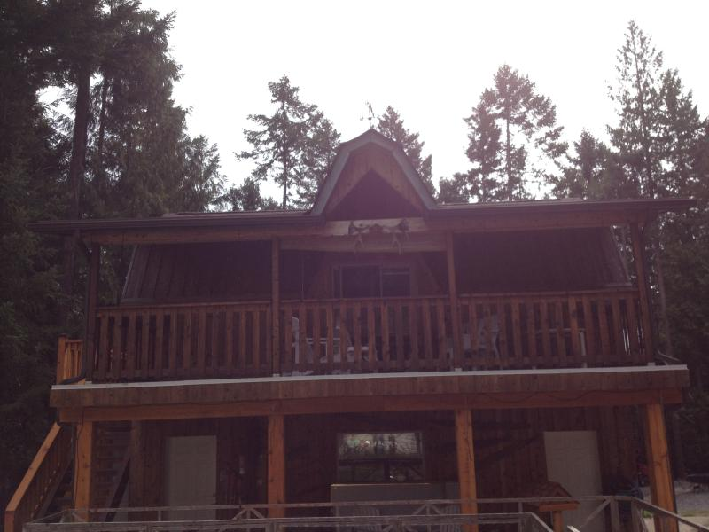 Secluded, casa vacanza a Shawnigan Lake