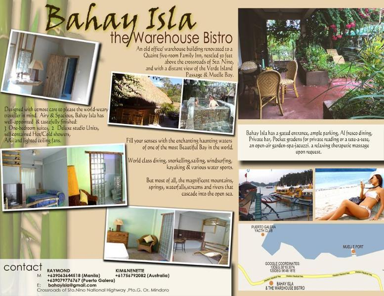 Bahay Isla Family Room, holiday rental in Mindoro