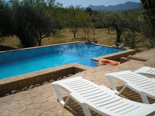 Mas Blauet, holiday rental in Miravet