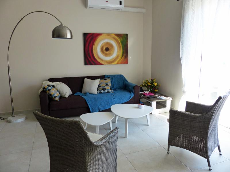 brand new apartment in Marsalforn,the in place in, holiday rental in Marsalforn