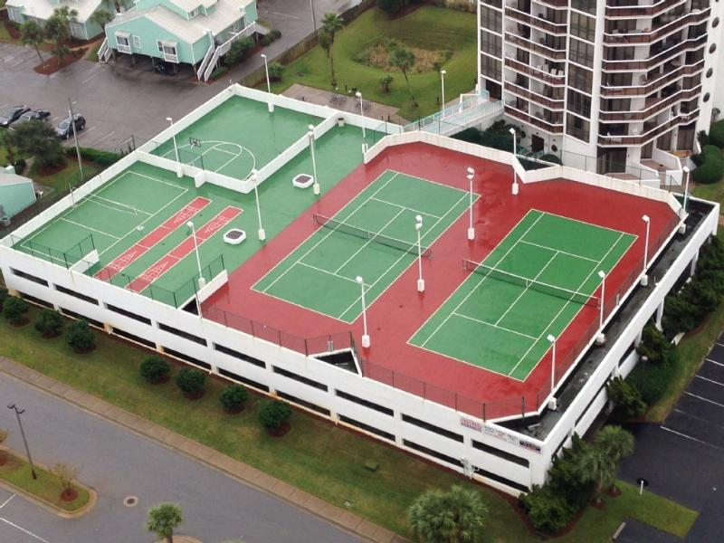 Tennis and Covered Parking