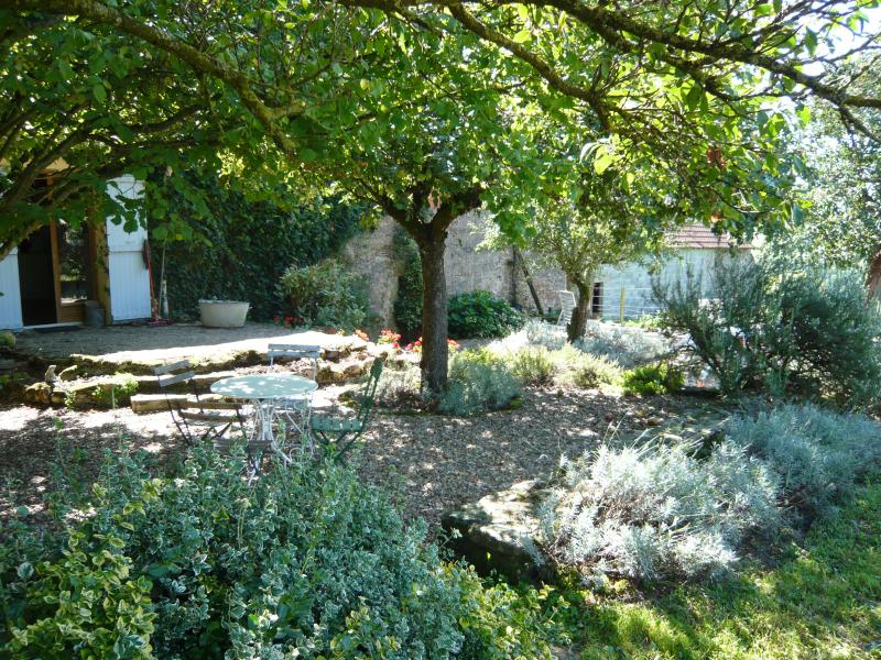Farmhouse, holiday rental in Ecuisses